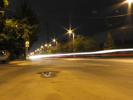 Long Exposure 1 by wststreet