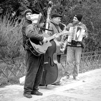 Street Musicians by CiaSalonica