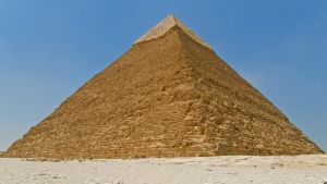 The Pyramid of Khafre by francis1ari