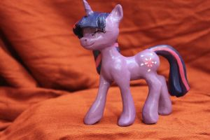 Twilight Sparkle Sculpture by MiiruFae