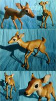 Doe Sculpture by LiHy