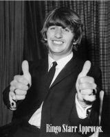 Ringo Approves. by monieo