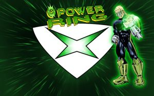 Power Ring by Superman8193