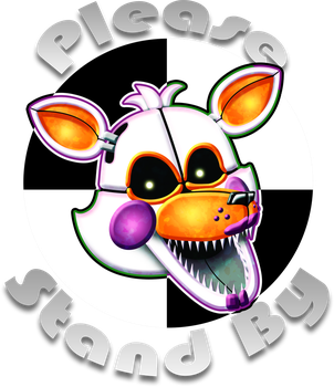 Lolbit -Please Stand By- by spdy4