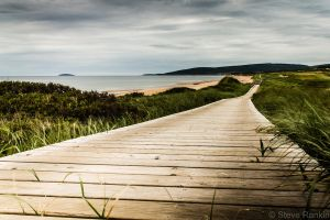 Inverness Boardwalk by steverankin