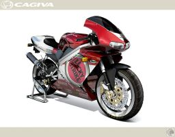 Cagiva Mito Evolution - V.2 by pleyr