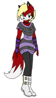Fox adoptable CLOSED by SleeplesslyDreaming