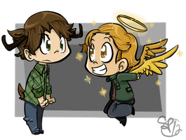 More Sabriel for Your Collection by smallH00T