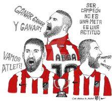 Arda Turan by tonetto17