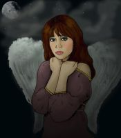 Lost Angel2 by jclairem