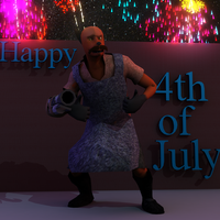 Happy 4th of July by DanqueDynasty