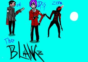 MGF: the Blanks by MagicalFailure-Jamez