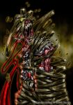 Cybernetic Mummy COLOR by D-Pawers
