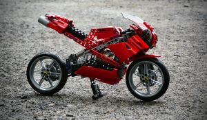 Lego Technic 8420 by FordGT