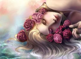 Collab--Sleeping Beauty by Reine-Haru
