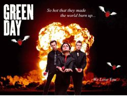Green Day-So Hot by GreenDayGirl18