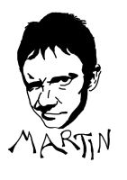 Martin Shirt Design by qwertyuioplala