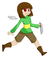 Undertale | Chara by AquasProductions