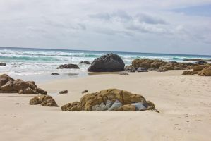 STOCK Coolangatta Beach 059 by fillyrox