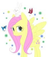 Fluttershy by elephoris