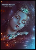SLEEPING BEAUTY 02 by saritaangel07