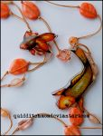 fishie necklace by quidditchmom