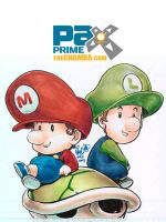 PAX2014 - Baby Mario and Luigi by theCHAMBA