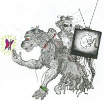 Born in the TV by comrade-carpet
