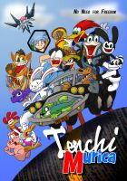 Tenchi 'Murica by Alvah-and-Friends