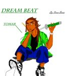Tomar of Dream Beat by PlatinumScarab