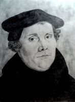 Martin Luther by DouglasRamsey