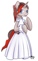 Wedding Dress - Mic by Bukoya-Star