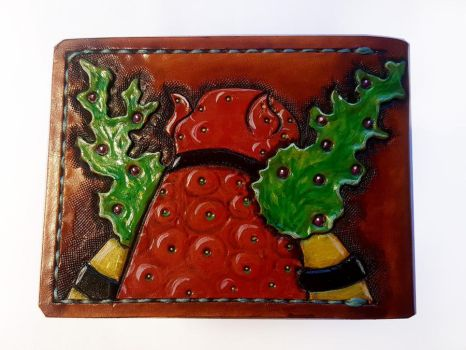 Morberry Pokesweet leather wallet backsprite by Bubblypies