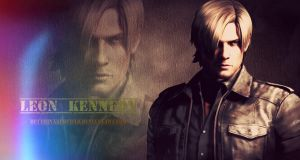 Resident Evil 6 - Leon Kennedy - Wallpaper by BetthinaRedfield