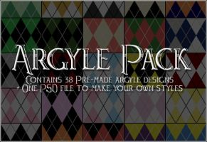 Argyle Pack by RoxMySox