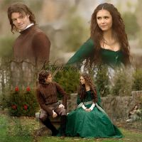 Katerina and Elijah by BloodyMary-NINA