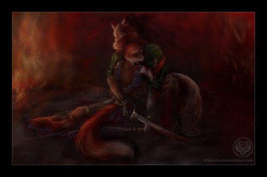 The Fire Within by LeonaWindrider