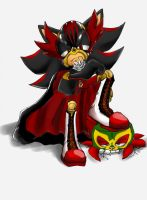 Shadow the Masked Wrestler by Gatoh