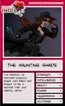 Trading Card - Haunting Shade by Gong63