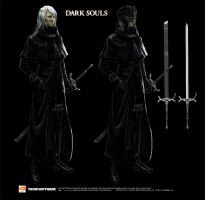 Dark Souls Concept 14 by MichaelCTY