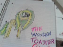 The Wooden Toaster 1 by RegularShowCP