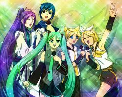Vocaloid lalala by Erulisse2