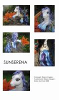 MLP Custom Sunserena by BlackAngel-Diana