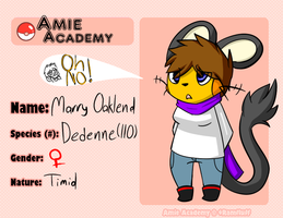 Amie Academy: Marry by MixieTheChiauau
