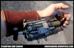 Arm Cannon in Action by JohnsonArms