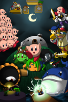 KV - Month of Kirby by ShadowScarKnight
