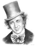 Willy Wonka by gregchapin