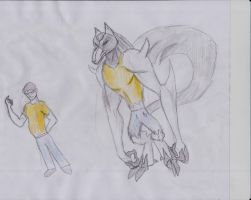 Tom: Beware the Full Moon by Kevfilms2x2