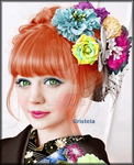 .:Living Doll Colorization:. by GoldenHeavens