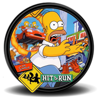 The Simpsons Hit and Run Icon A by TheM4cGodfather